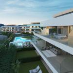 moderne appartementen Estepona