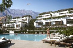 luxe appartementen golden mile marbella