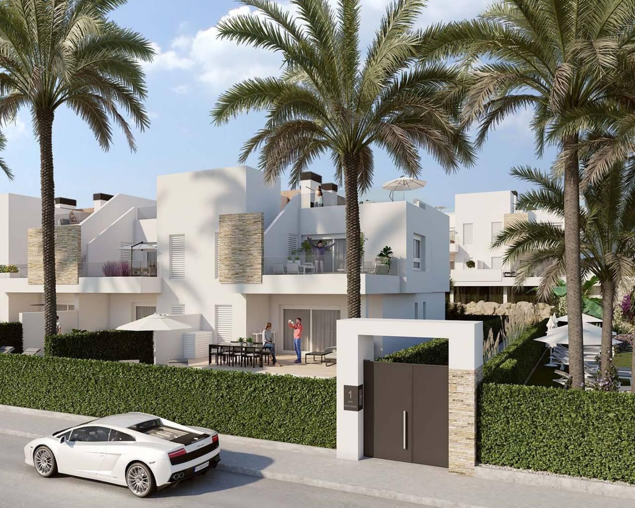 Moderne appartementen op golfdomein La Finca, Algorfa